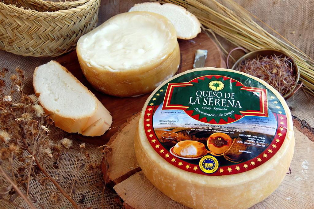 Испанский сыр Де ла Серена